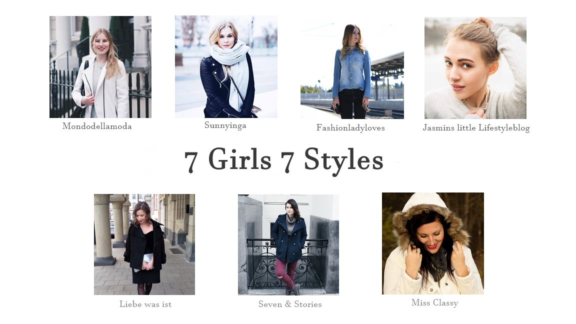 7 Girls 7 Styles Fashion Blogparade