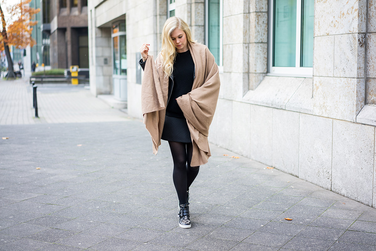 Outfit XXL-Schal