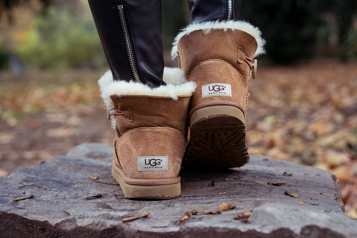 UGG-Boots Beige