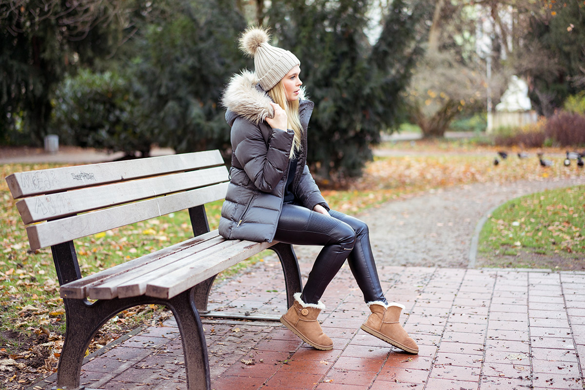 UGG-Boots Winterlook