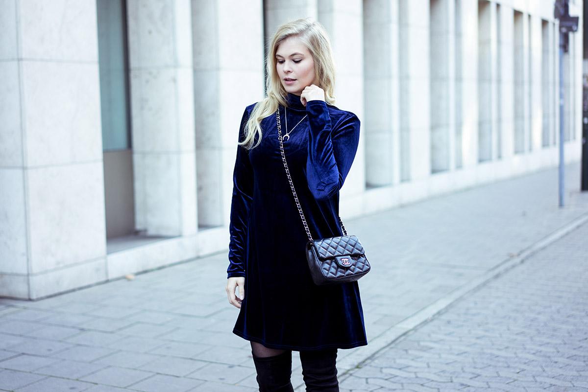 Silvester Outfit Sunnyinga Fashion Blog Aus Dusseldorf