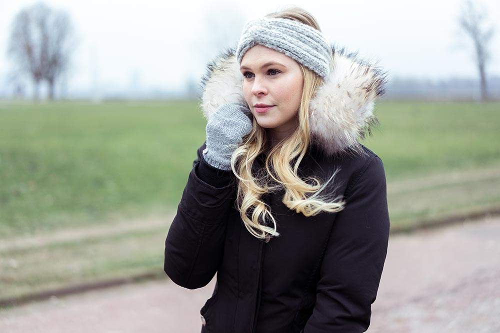 winter-Accessoires Damen