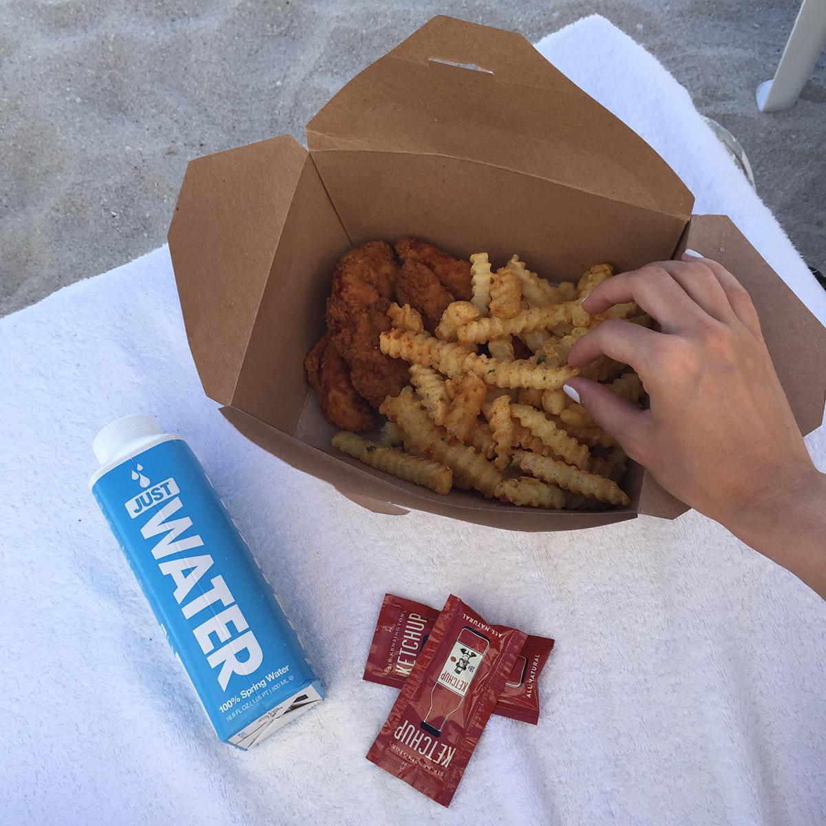 beach-snack
