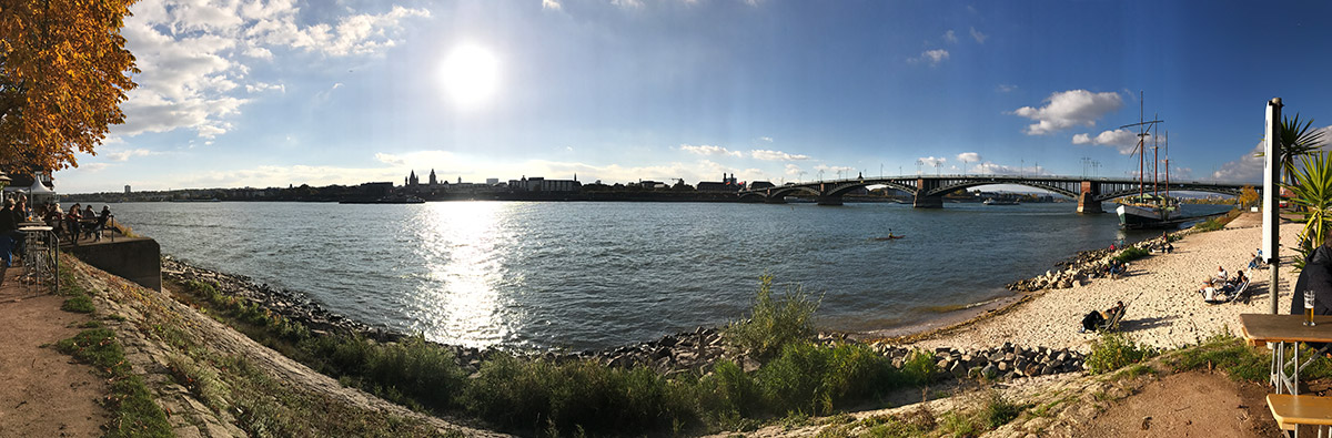 Mainz Panorama