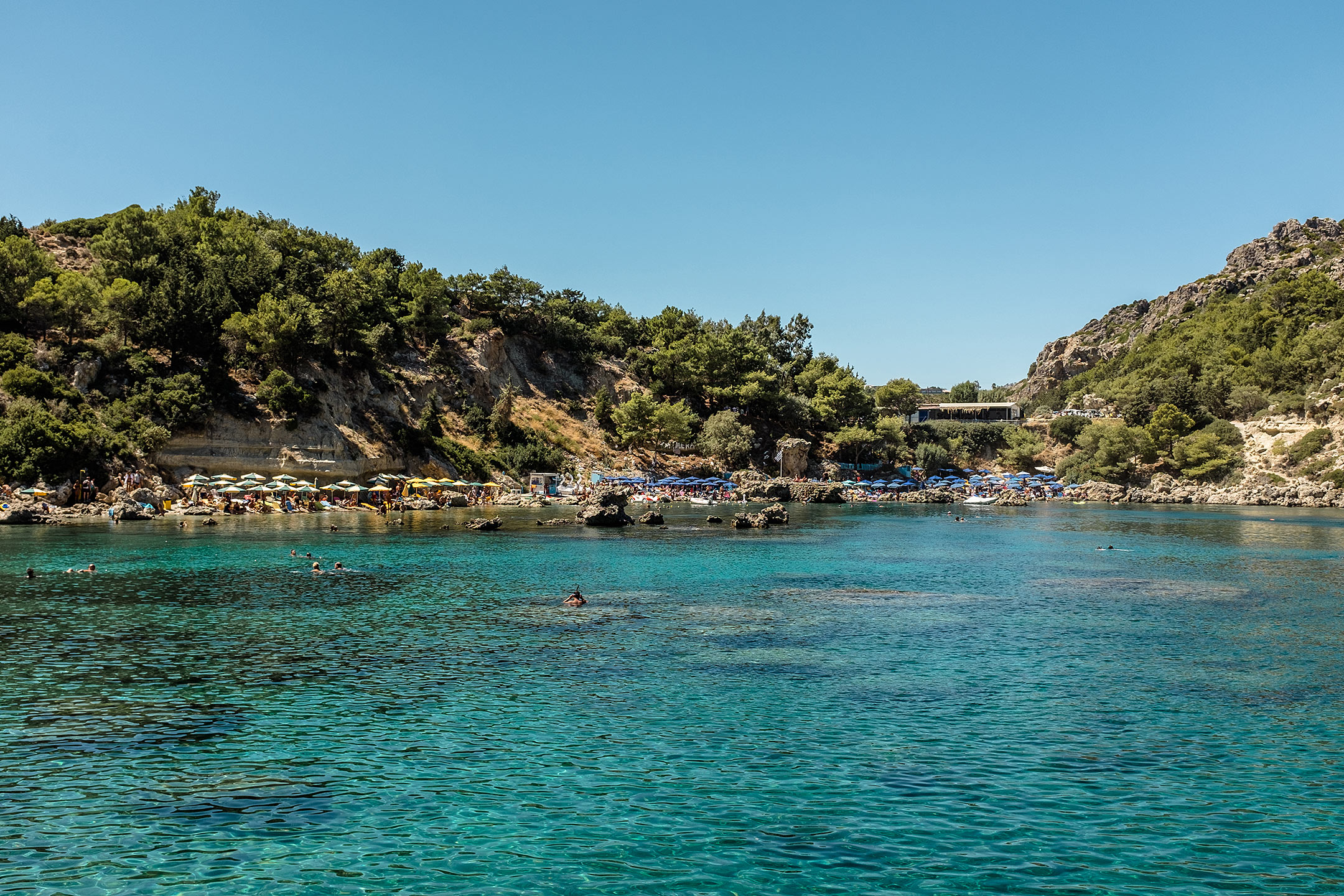 Anthony Quinn Bay Rhodos Griechenland Urlaub Sunnyinga Travel Blog