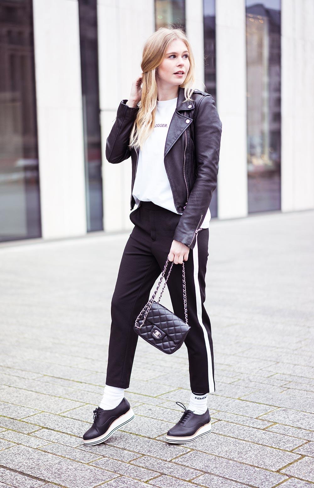 Athleisure Outfit Sunnyinga Bloggerin Trendalarm