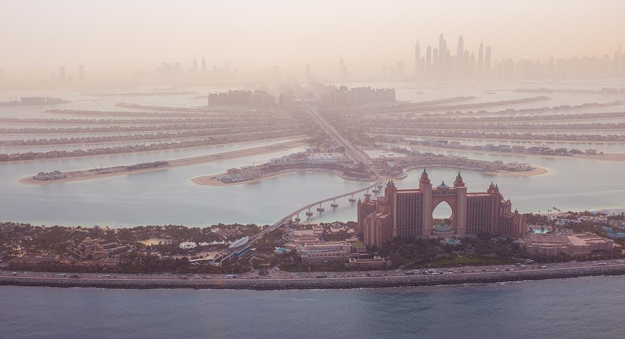 Atlantis Dubai Sunnyinga Travelblog Helidubai