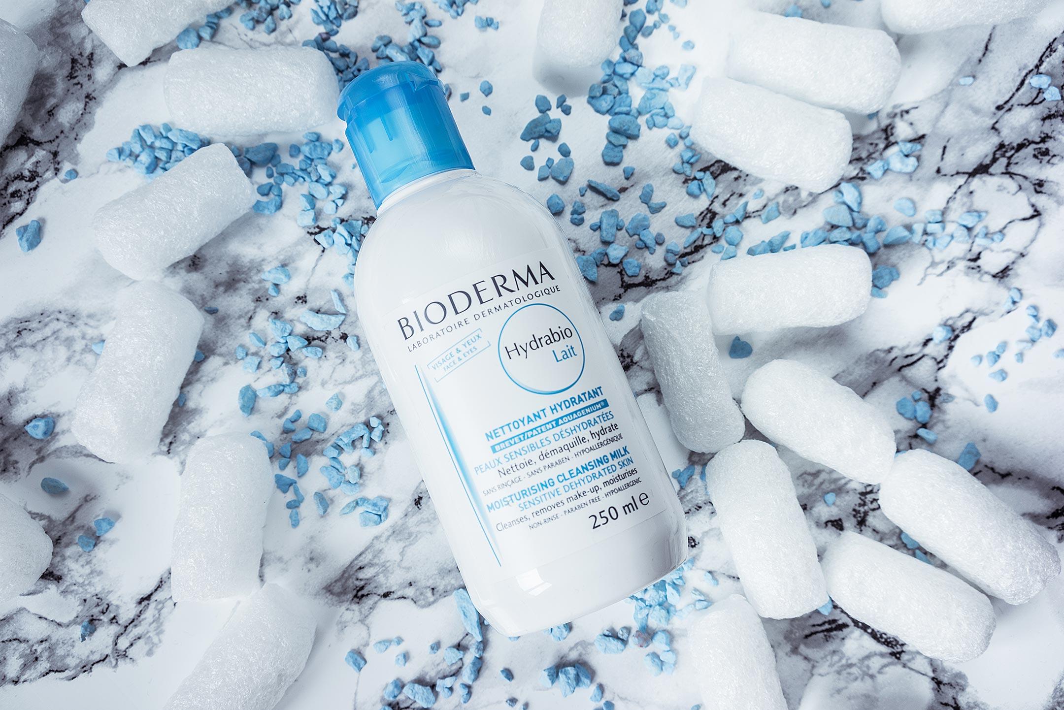 Bioderma Hydrabio Lait Reinigungsmilch Beautyblog Sunnyinga