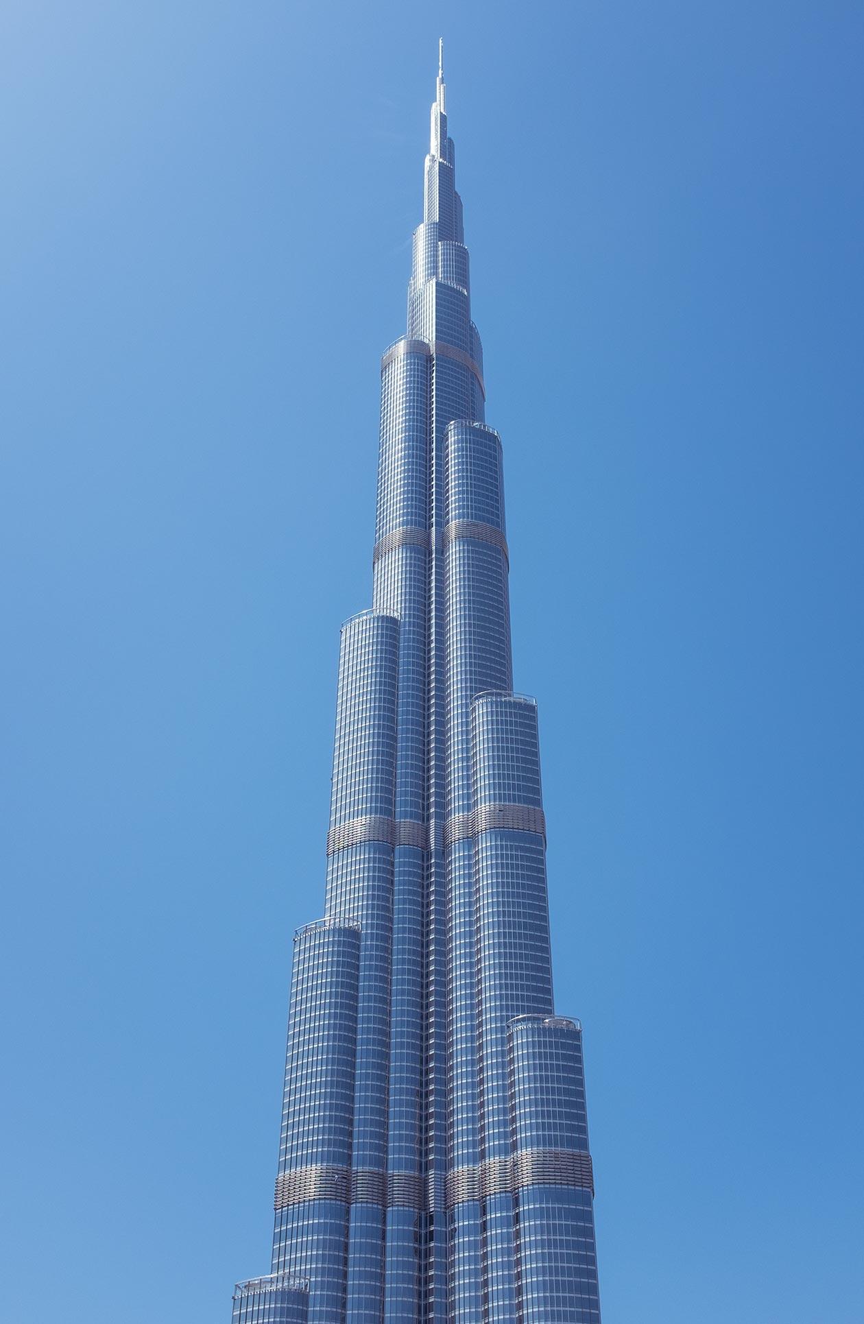 Burj Khalifa Sunnyinga Travelblog Dubai