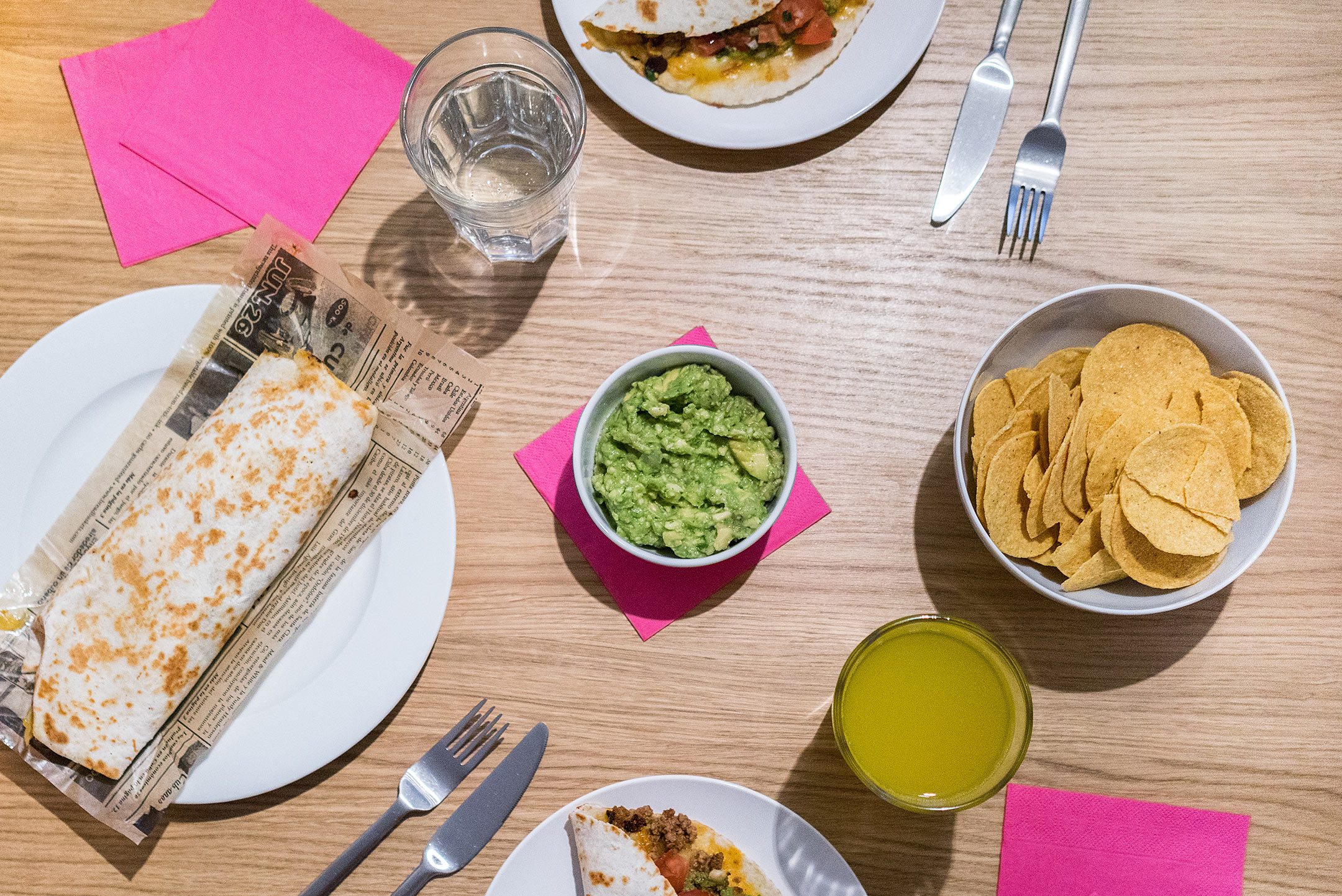 Casita Mexicana Düsseldorf Foodora Sunnyinga Lifestyle Blog