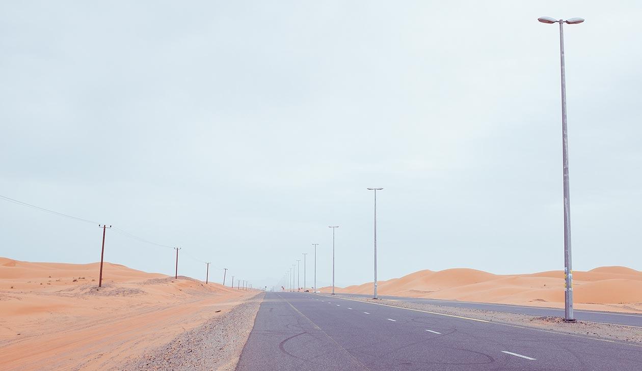 Dubai Wüste Sunnyinga Travelblog