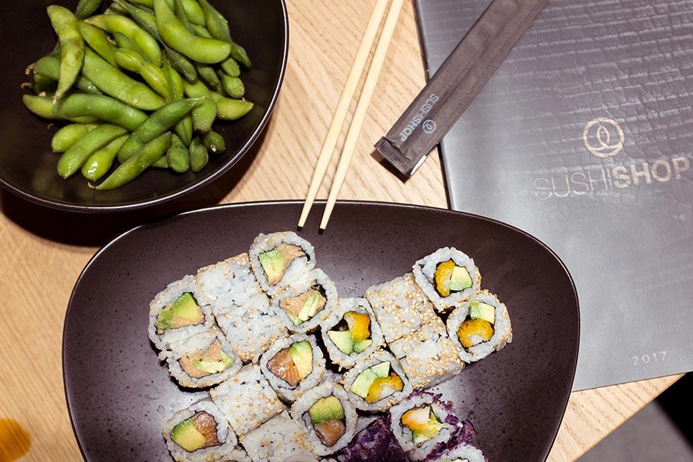 Empfehlung Sushi Restaurant Düsseldorf