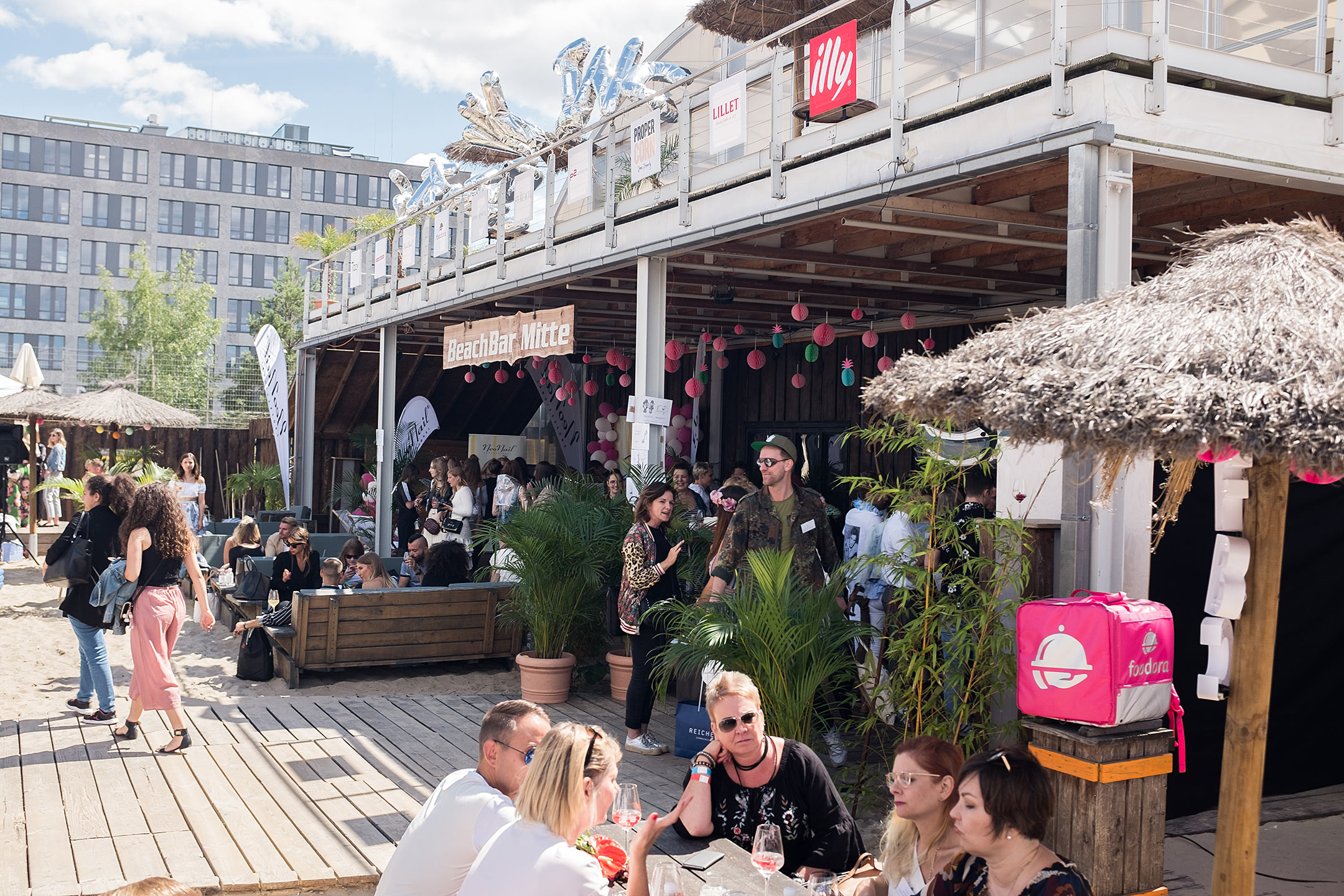 Fashion Blogger Cafe Styleranking Beach Berlin Sunnyinga