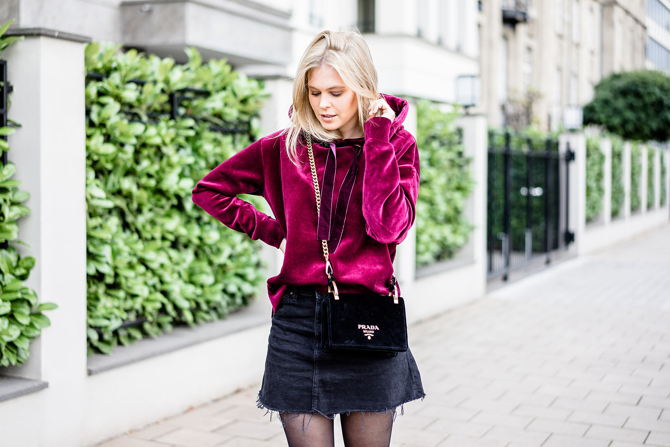 Fashionette Desginerhandtaschen online kaufen Prada Fashion Blog Sunnyinga