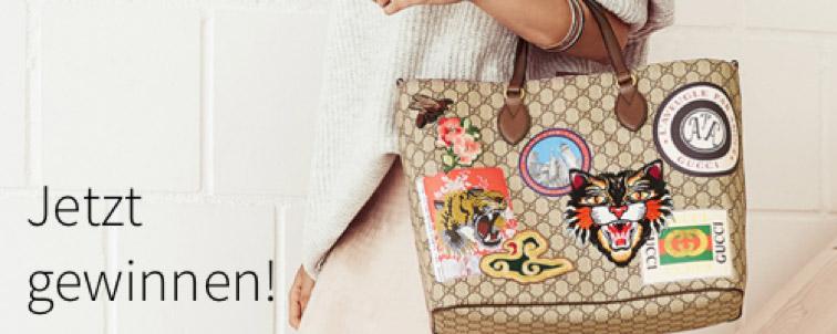 Fashionette Fun-Challenge Designertasche gewinnen