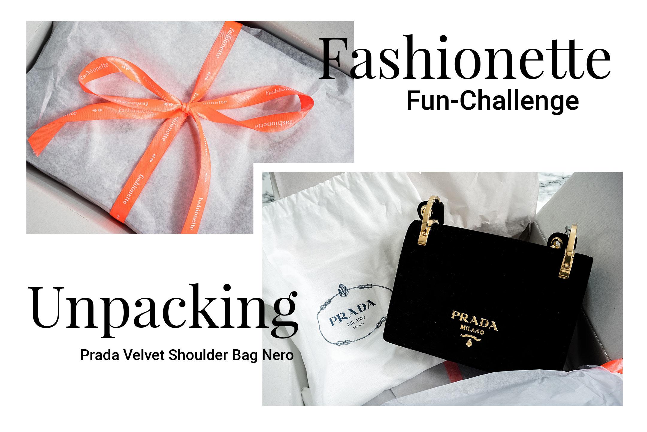 Fashionette Onlineshop Designerhandtaschen Verpackung Sunnyinga