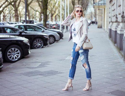 Frühlingslook Outfit Frühling Blog Sunnyinga Düsseldorf