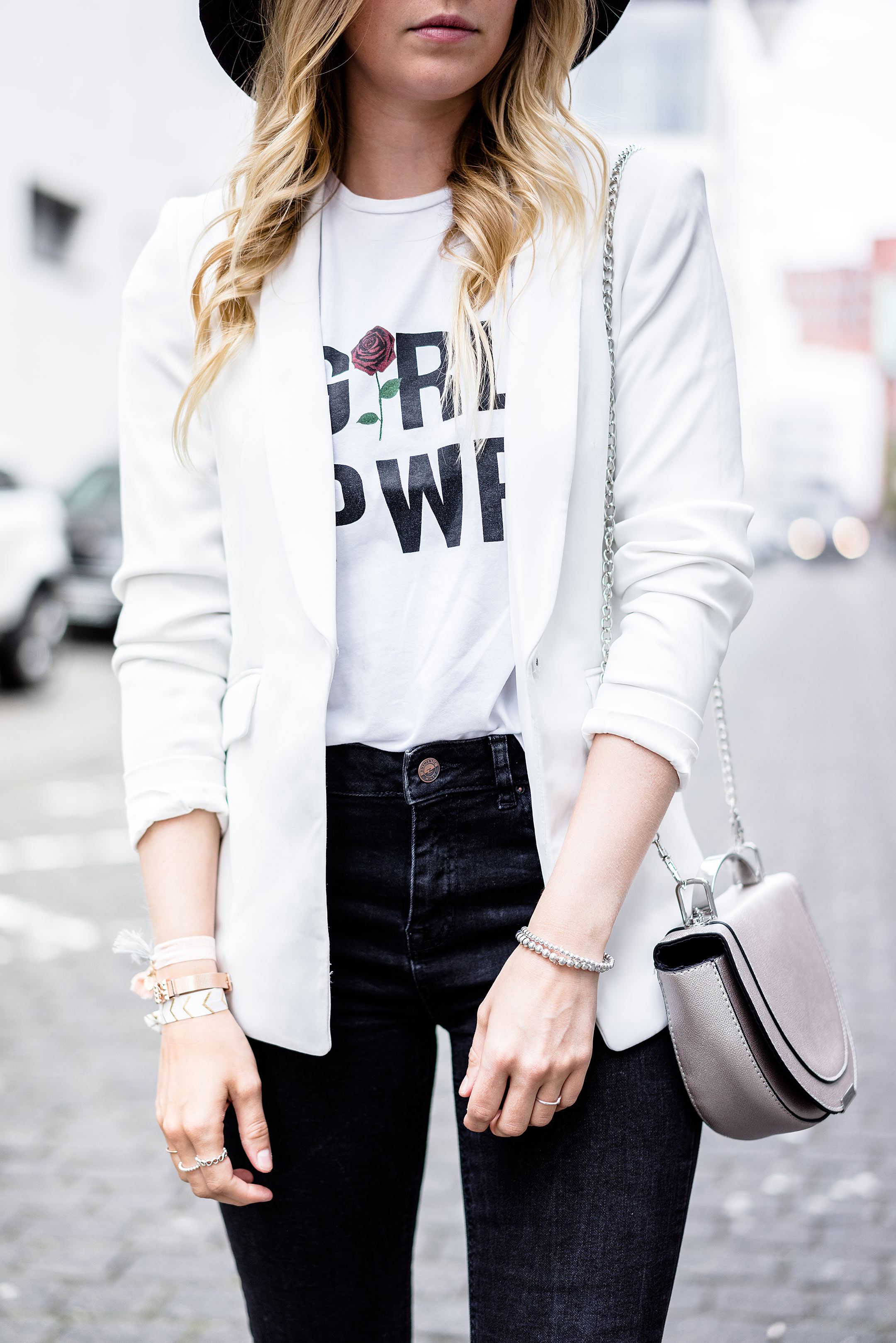 Girl Power Shirt Fashion Blog Düsseldorf Sunnyinga