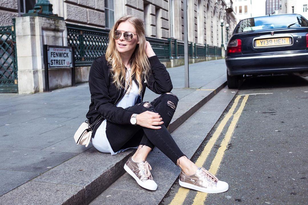 Gola Sneaker Sunnyinga Fashionblog Düsseldorf