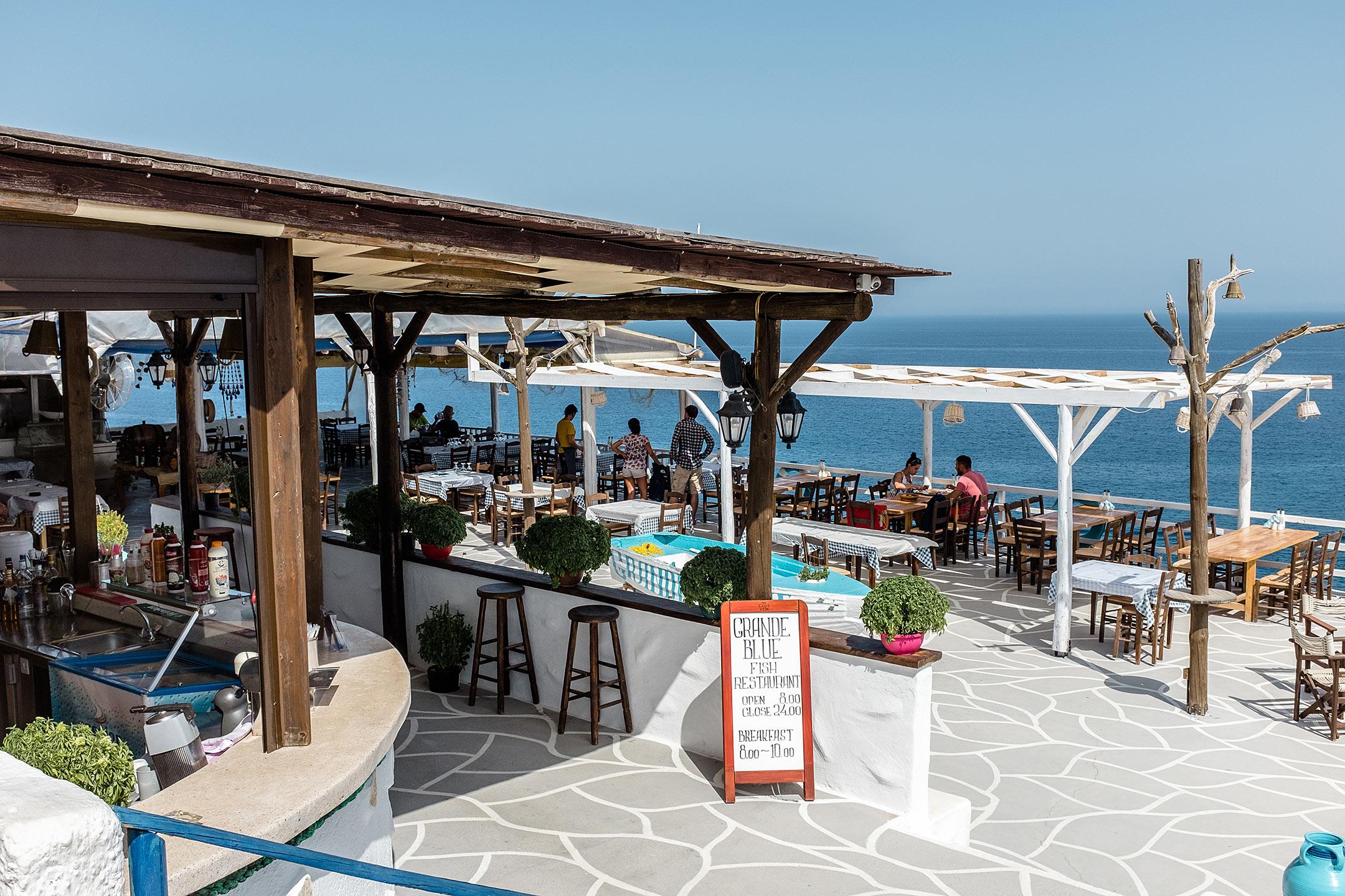 Grande Blue Restaurant Rhodos Stegna Geheimtipp Griechenland Travel Blog Sunnyinga