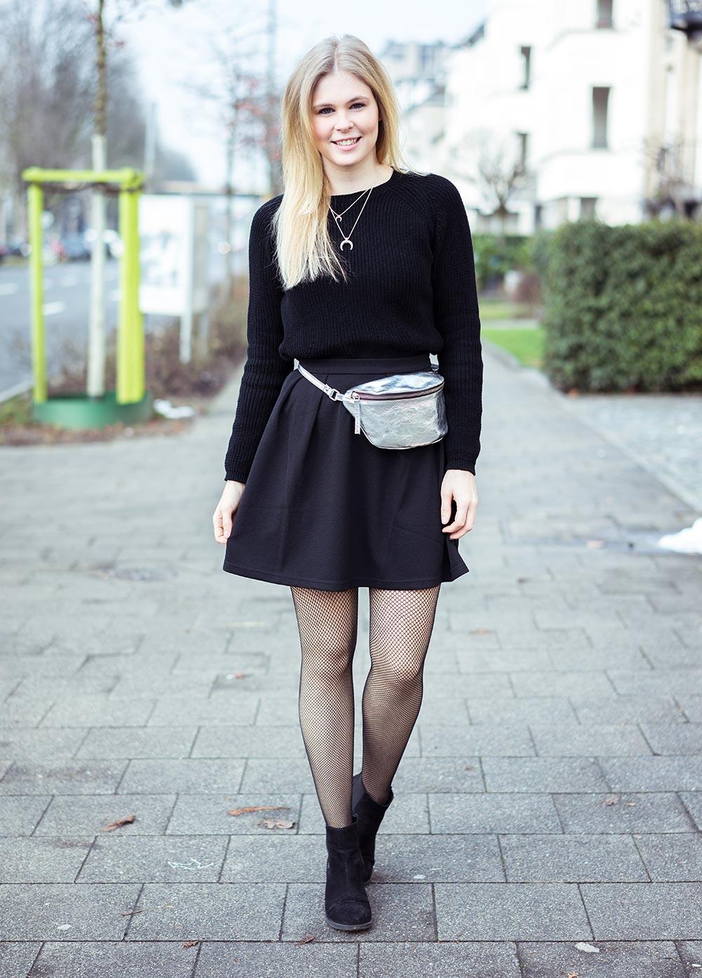 guerteltasche-silber-damen-outfit-sunnyinga