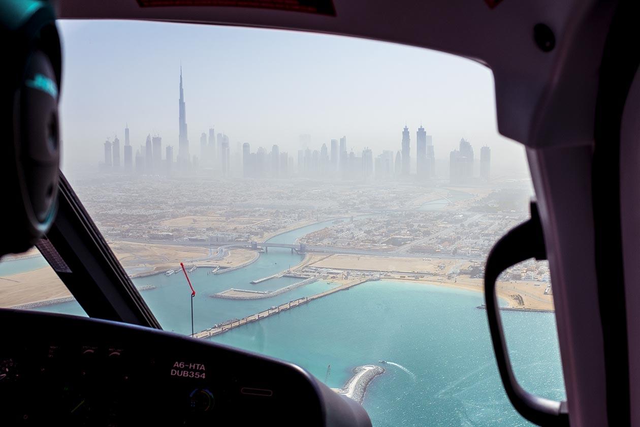 Helidubai Skyline Dubai Sunnyinga Travelblog