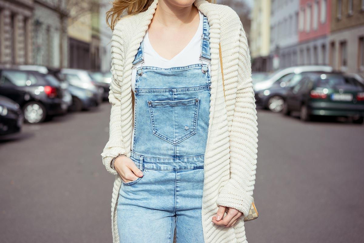 Latzhose Outfit Damen Sunnyinga Blog