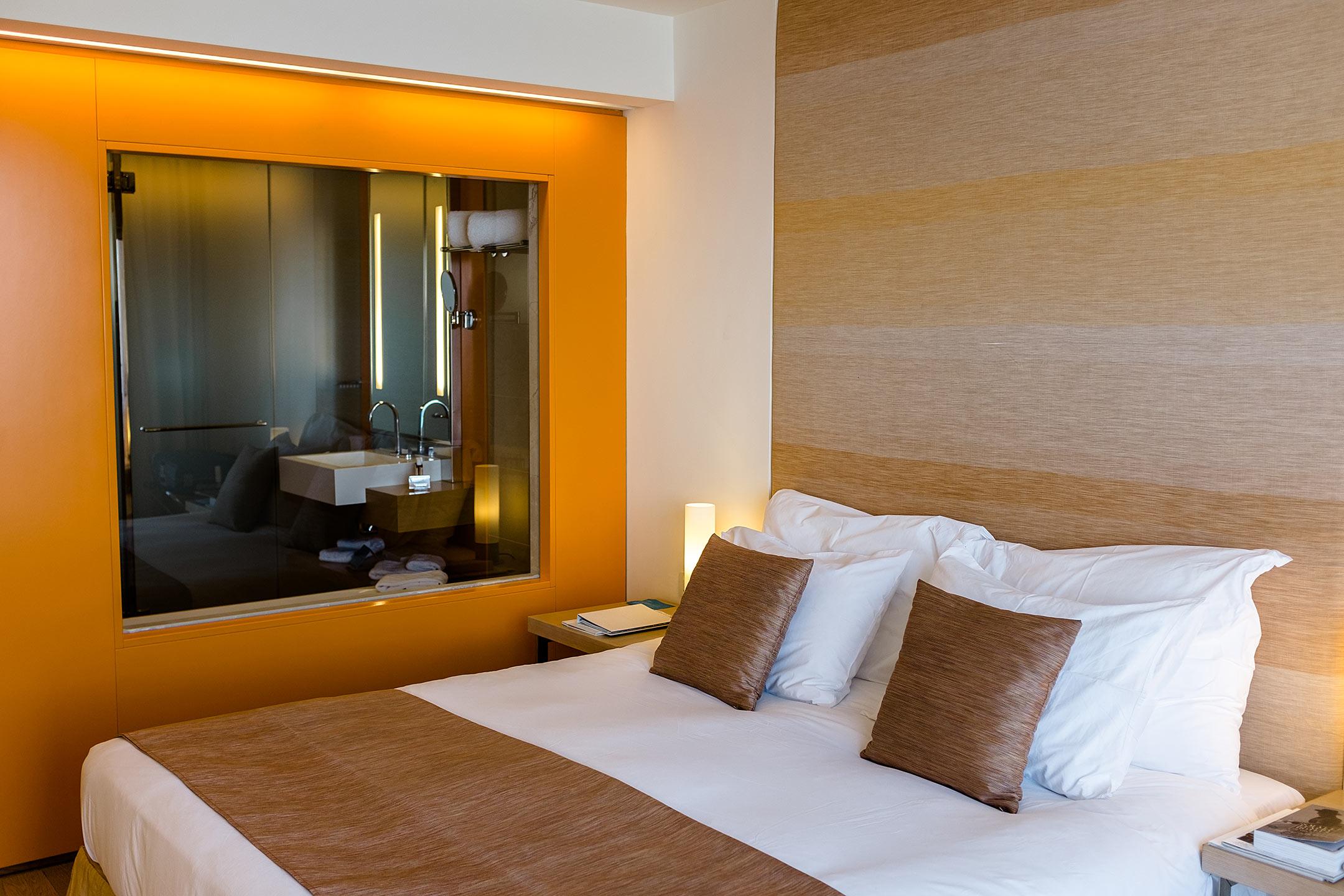 Lindos Blu Luxury Hotel Rhodos Doppelzimmer Travel Blog Sunnyinga