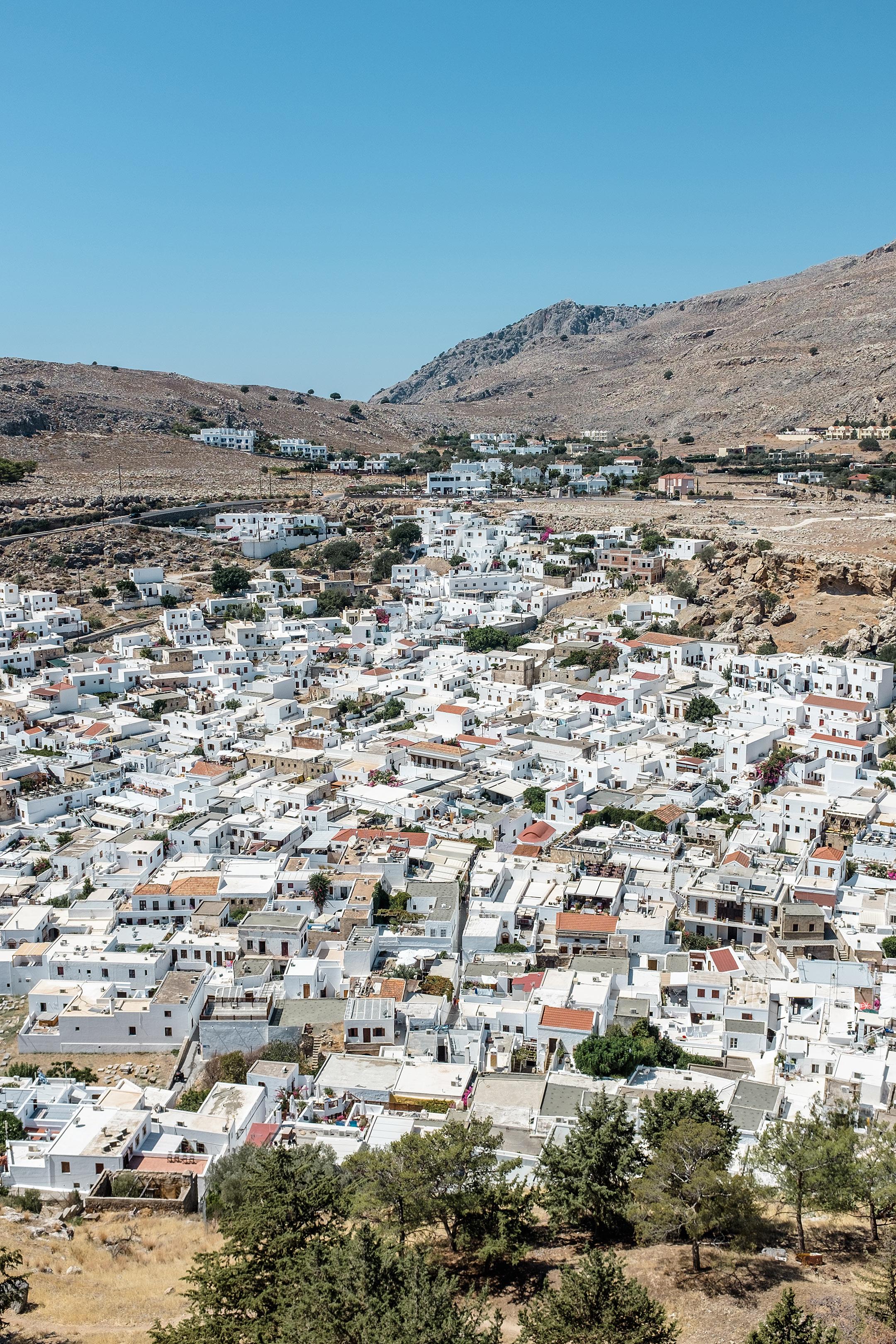 Lindos Rhodos Griechenland Travel Blog Sunnyinga