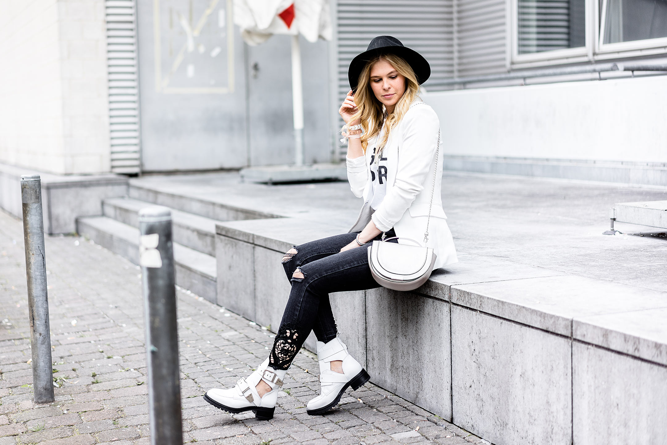 Outfit Herbst Fashion Bloggerin Sunnyinga