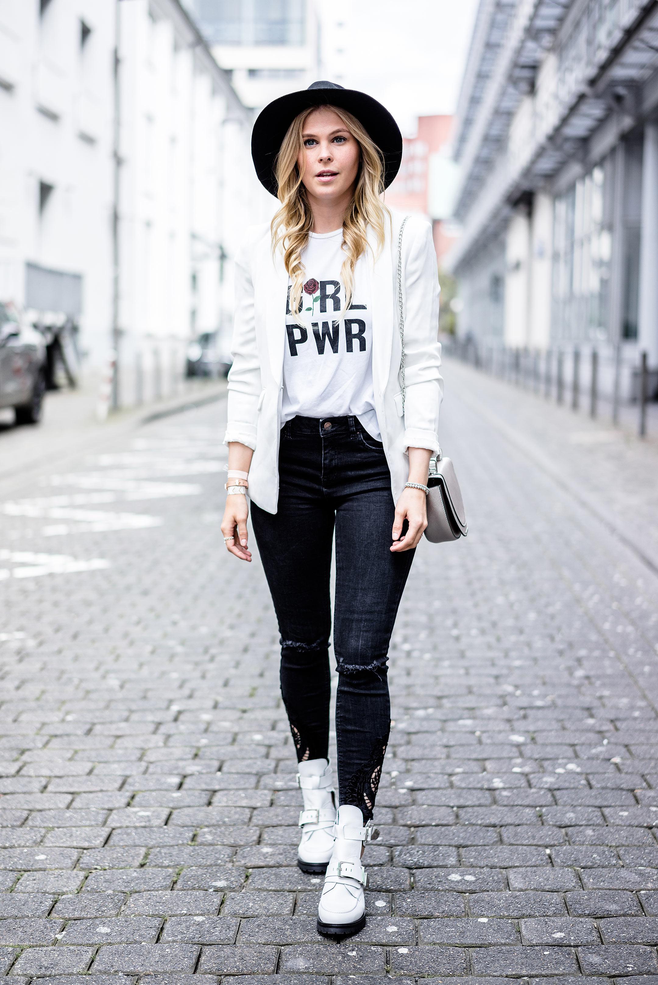 Outfit Herbst Idee Inspiration Fashion Blogger Düsseldorf Sunnyinga