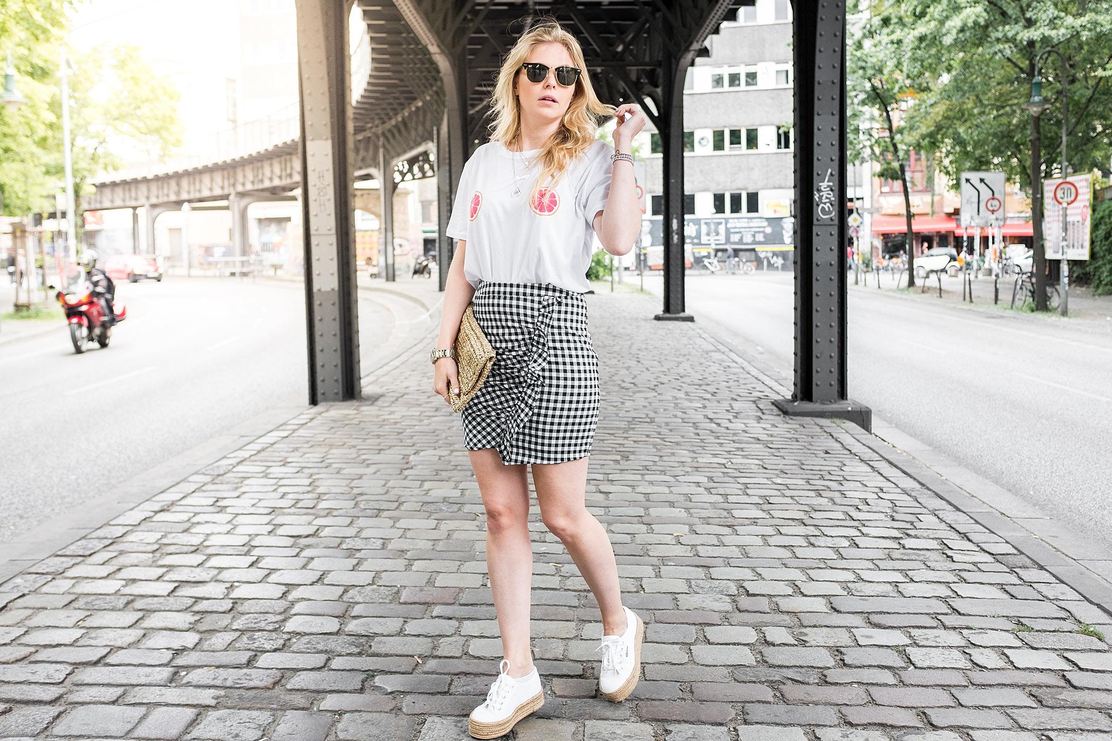 Outfit Karorock Inspiration Modeblog Sunnyinga Düsseldorf