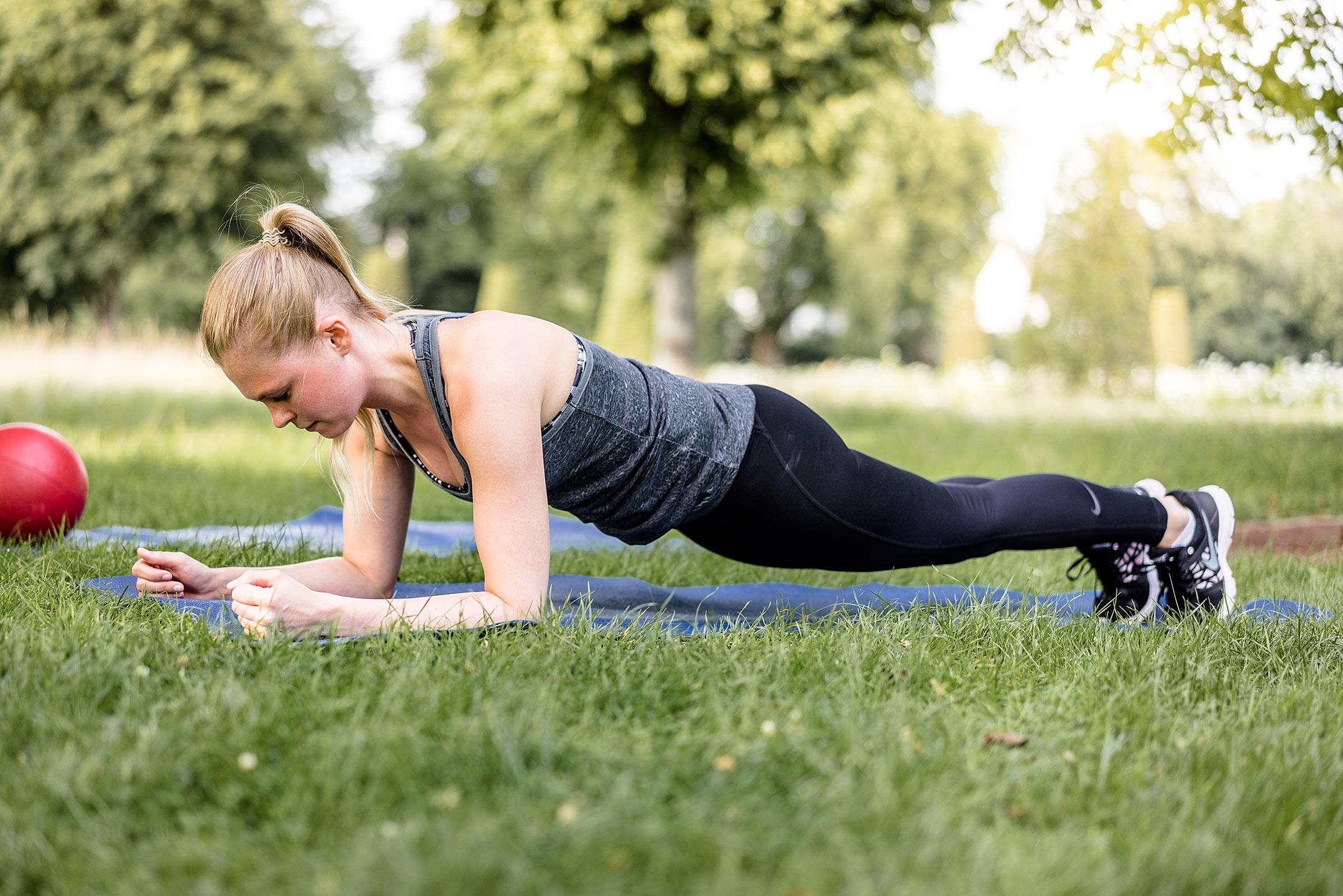 Plank Fitness Übung Original Bootcamp Bodyweight Training Sunnyinga Blog