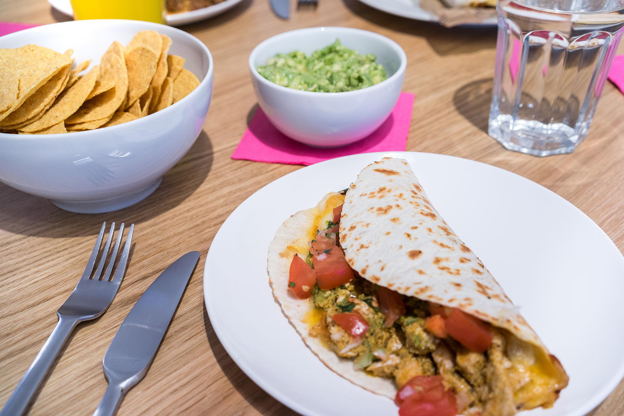 Quesadillas Casita Mexicana Düsseldorf Foodora Sunnyinga Blog