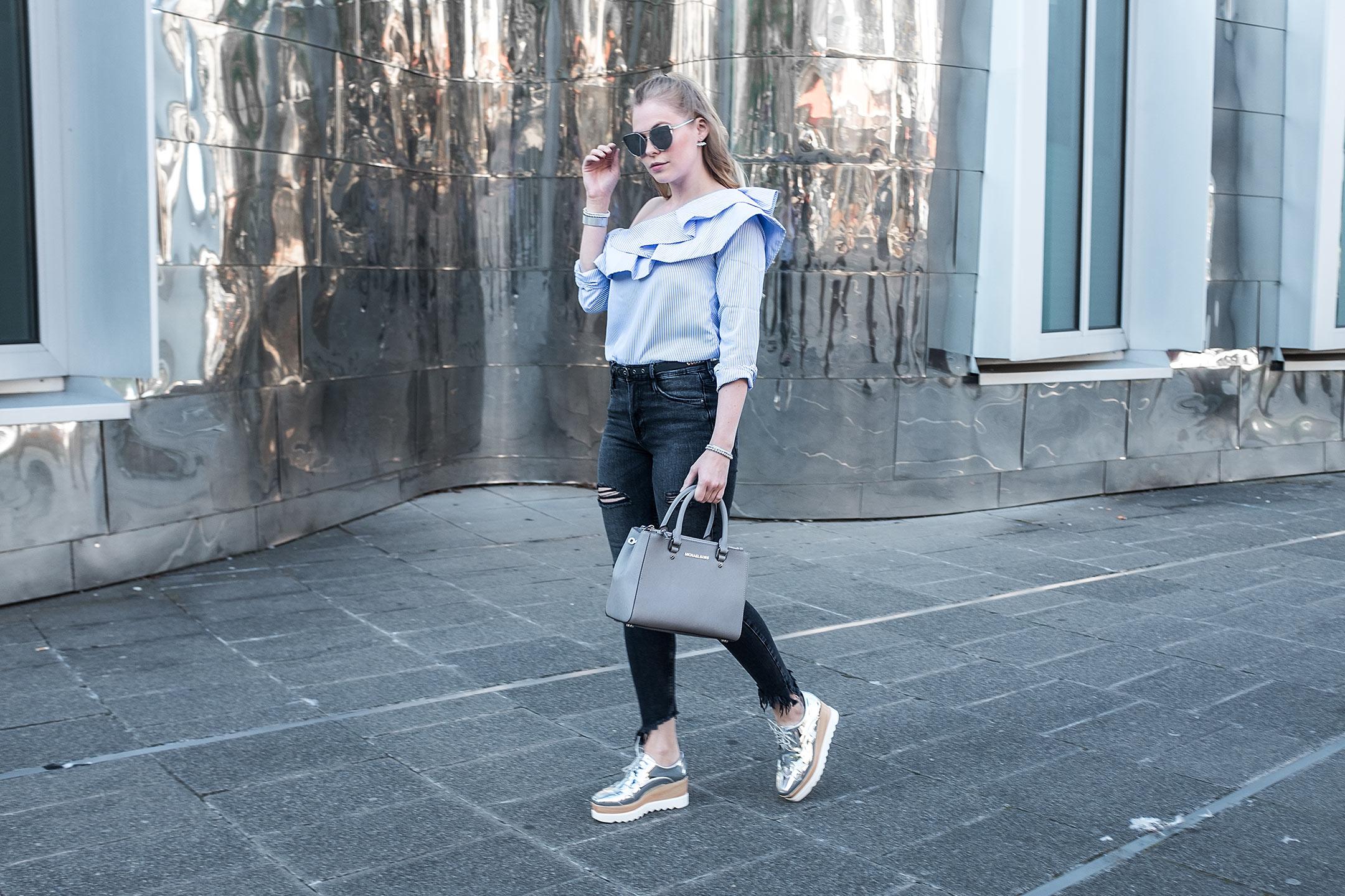 Sommerlook Fashionblog Düsseldorf Sunnyinga