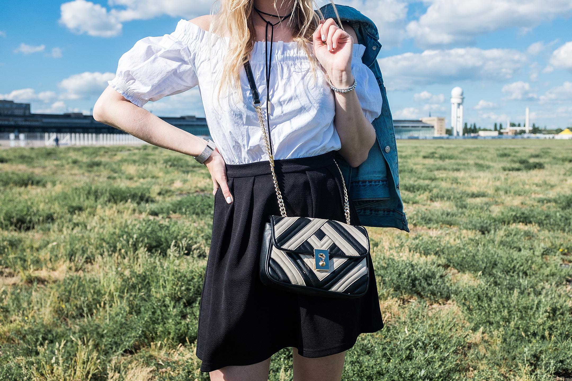 Sommerlook Outfit Sunnyinga Fashionblog Düsseldorf