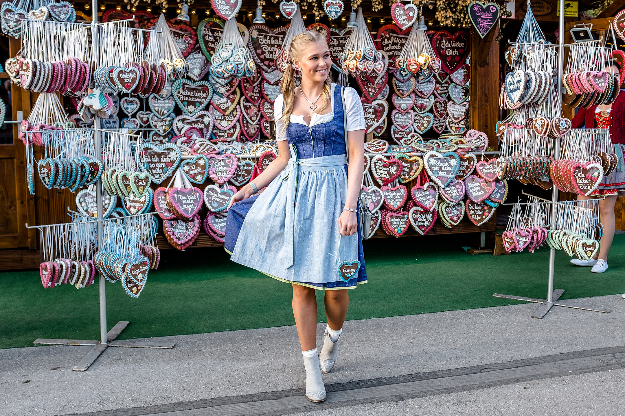 Spieth & Wensky Trachtenmode Wiesn Outfit Fashion Blog Sunnyinga