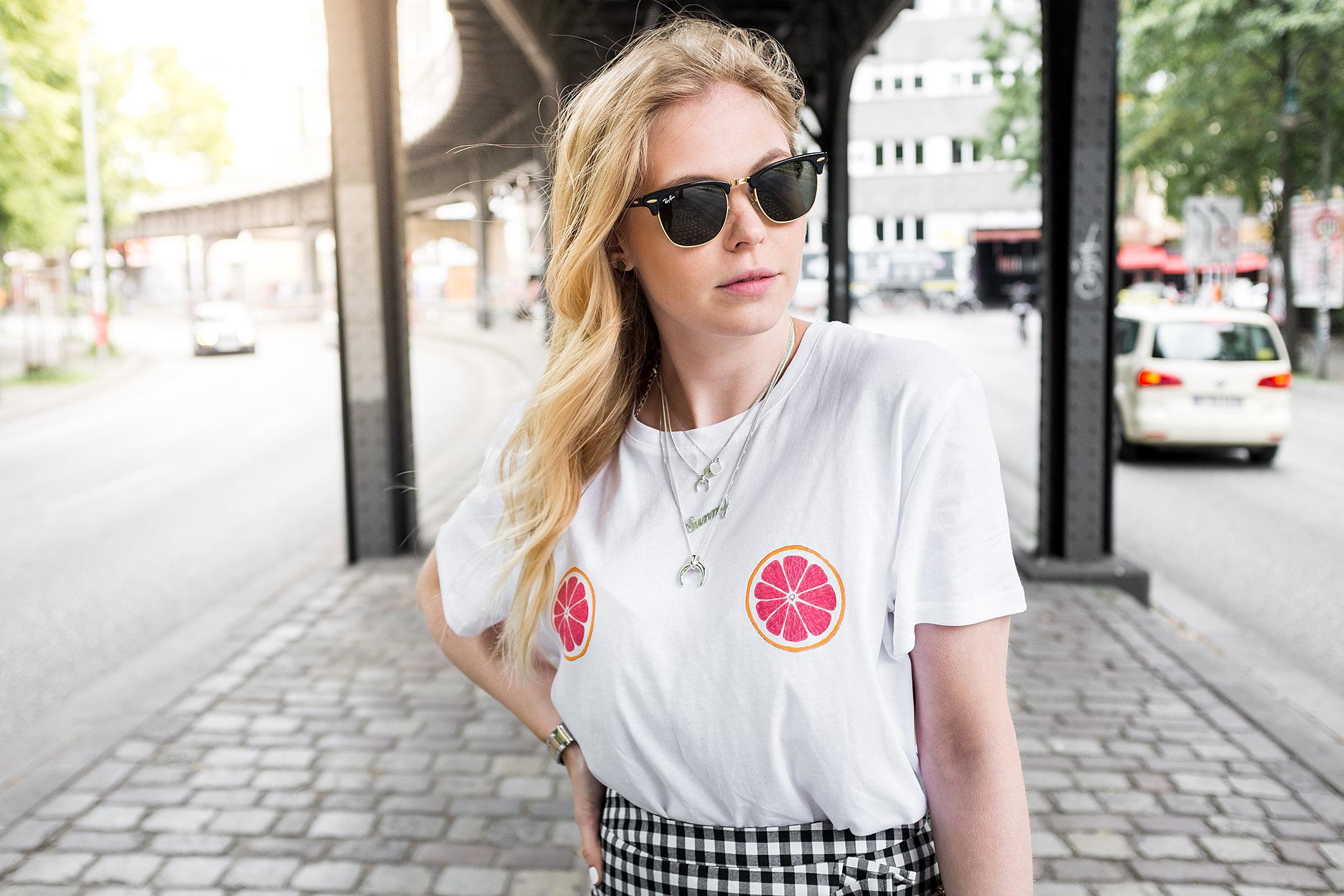 Sunnyinga Bloggerin Düsseldorf Outfit