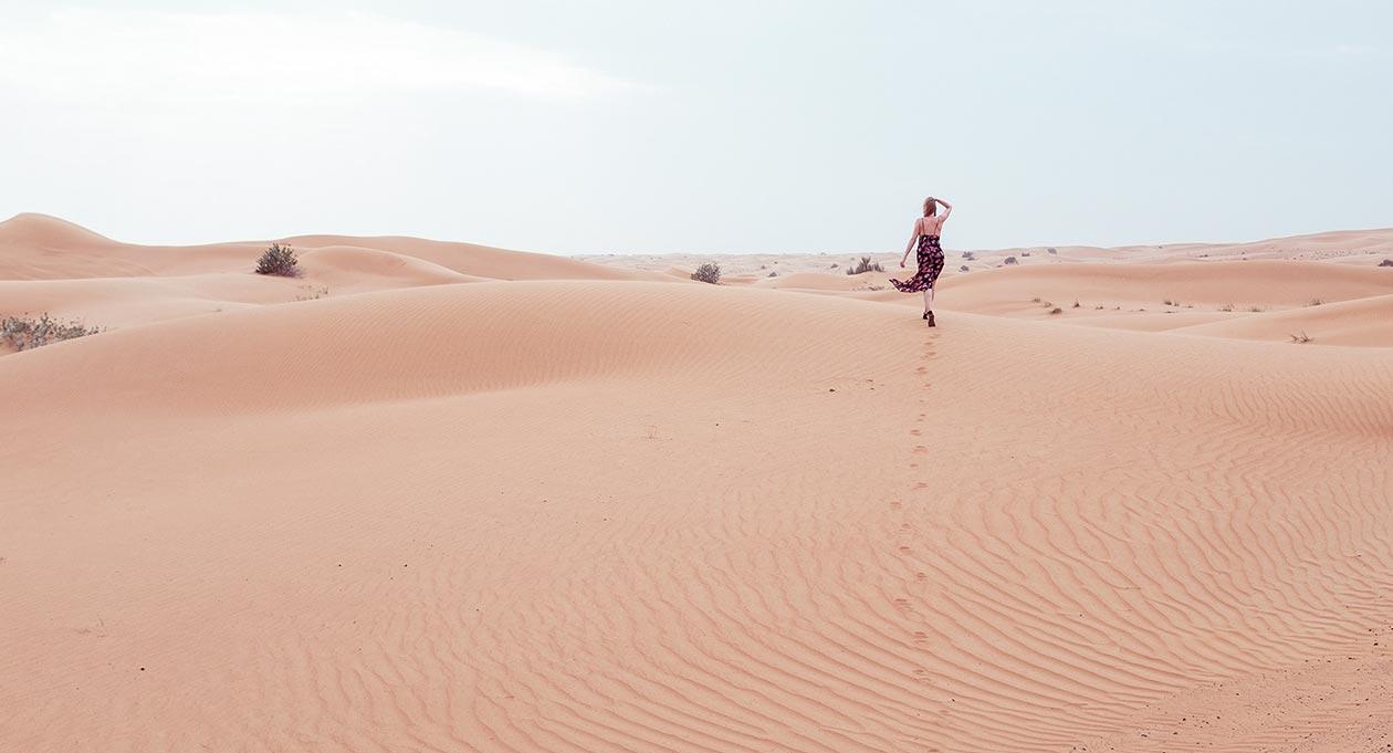 Sunnyinga Dubai Desert Travelblog