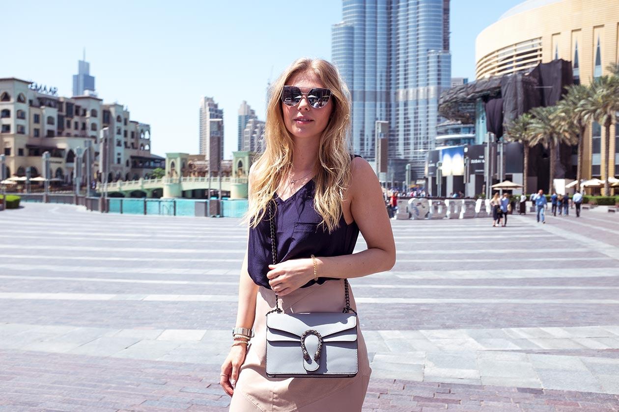 Sunnyinga Dubai Mall Travelblog