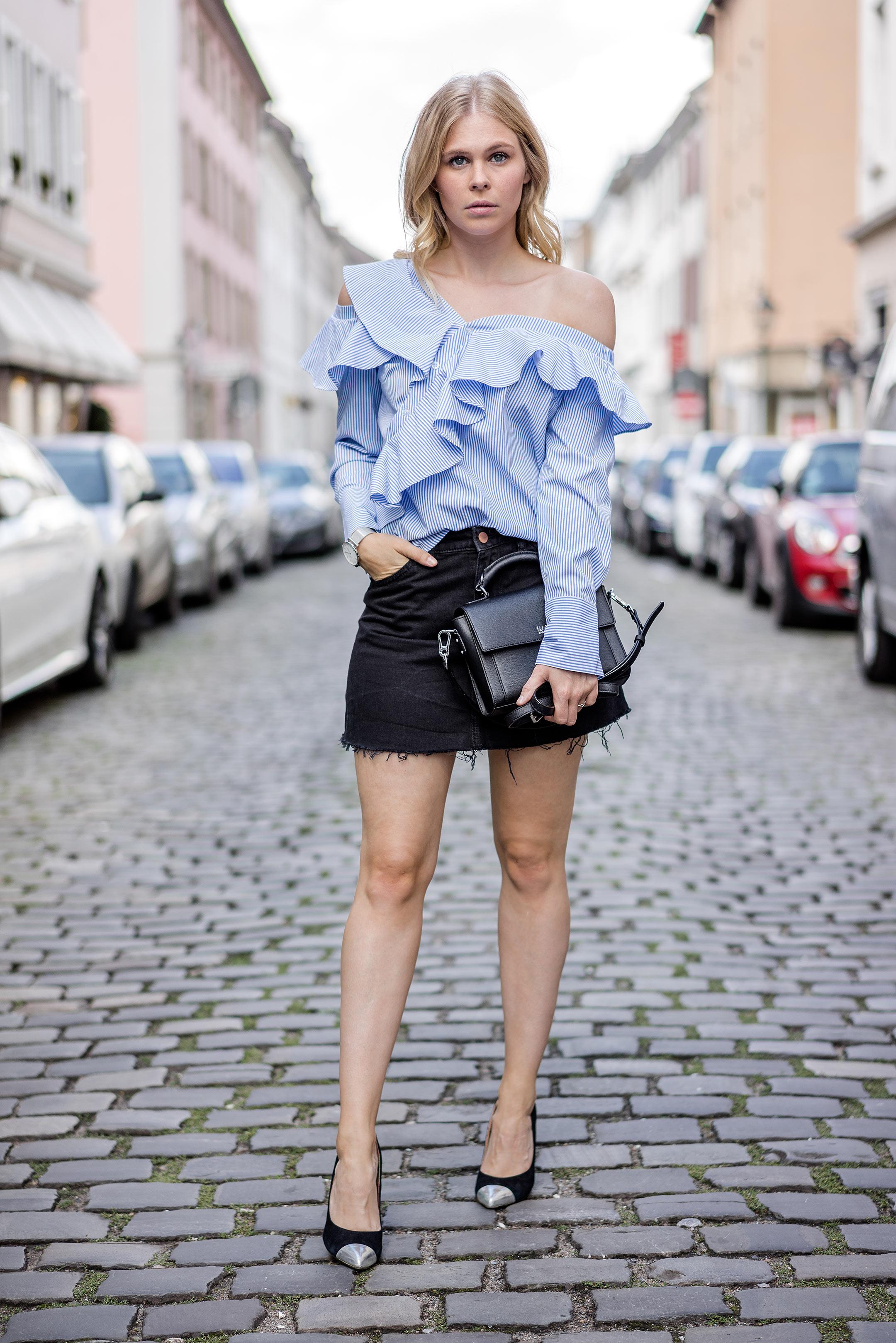 Sunnyinga Fashion Blogger Streetstyle Outfit Düsseldorf