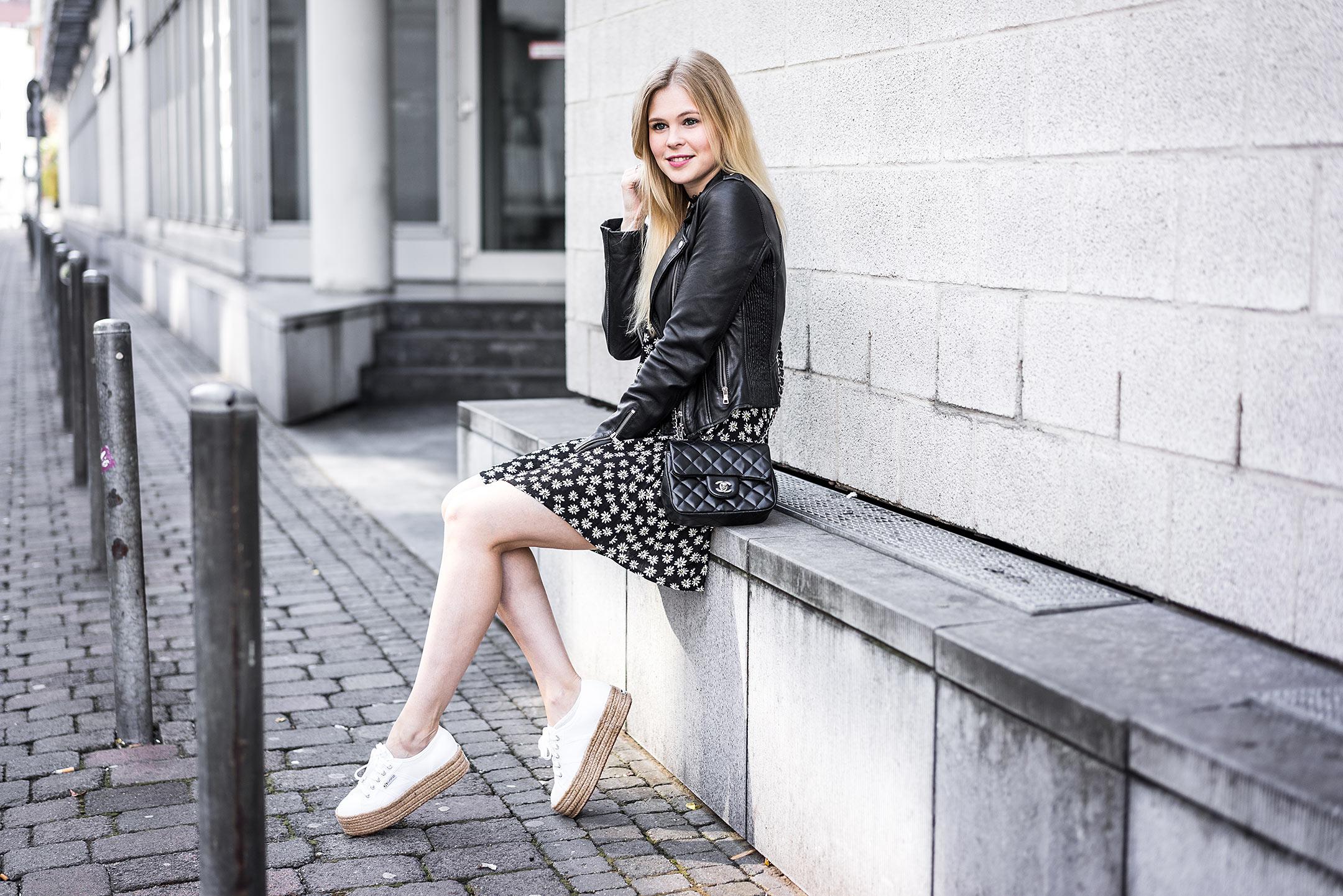 Sunnyinga Fashionblog Düsseldorf Sommeroutfit Kleid