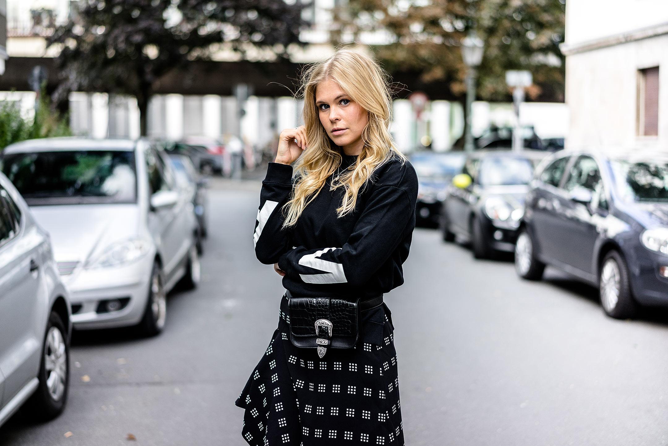 Sunnyinga Herbst Outfit Modeblog Düsseldorf Trend