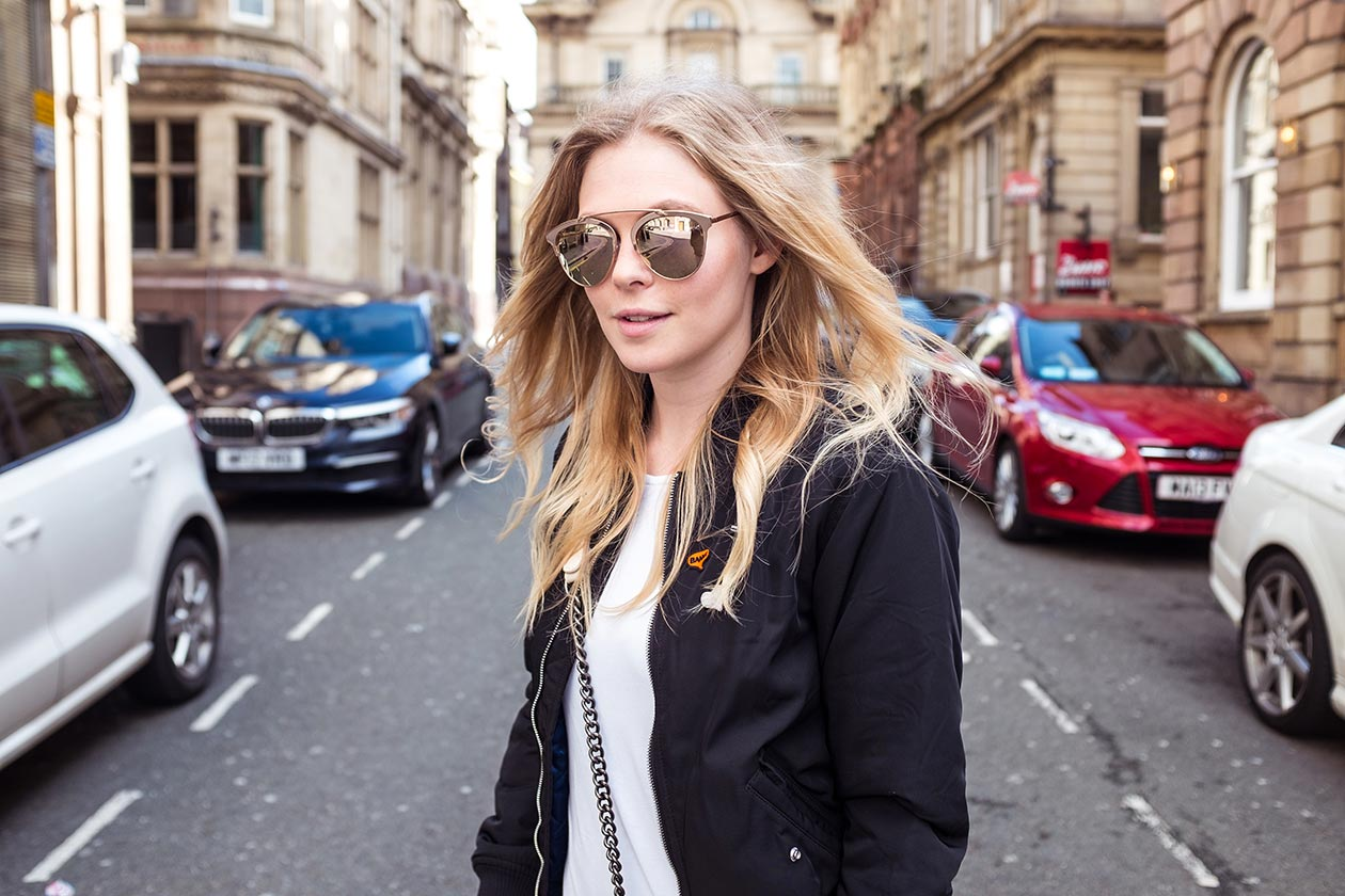 Sunnyinga Fashionblog Liverpool Streetstyle Sunglasses