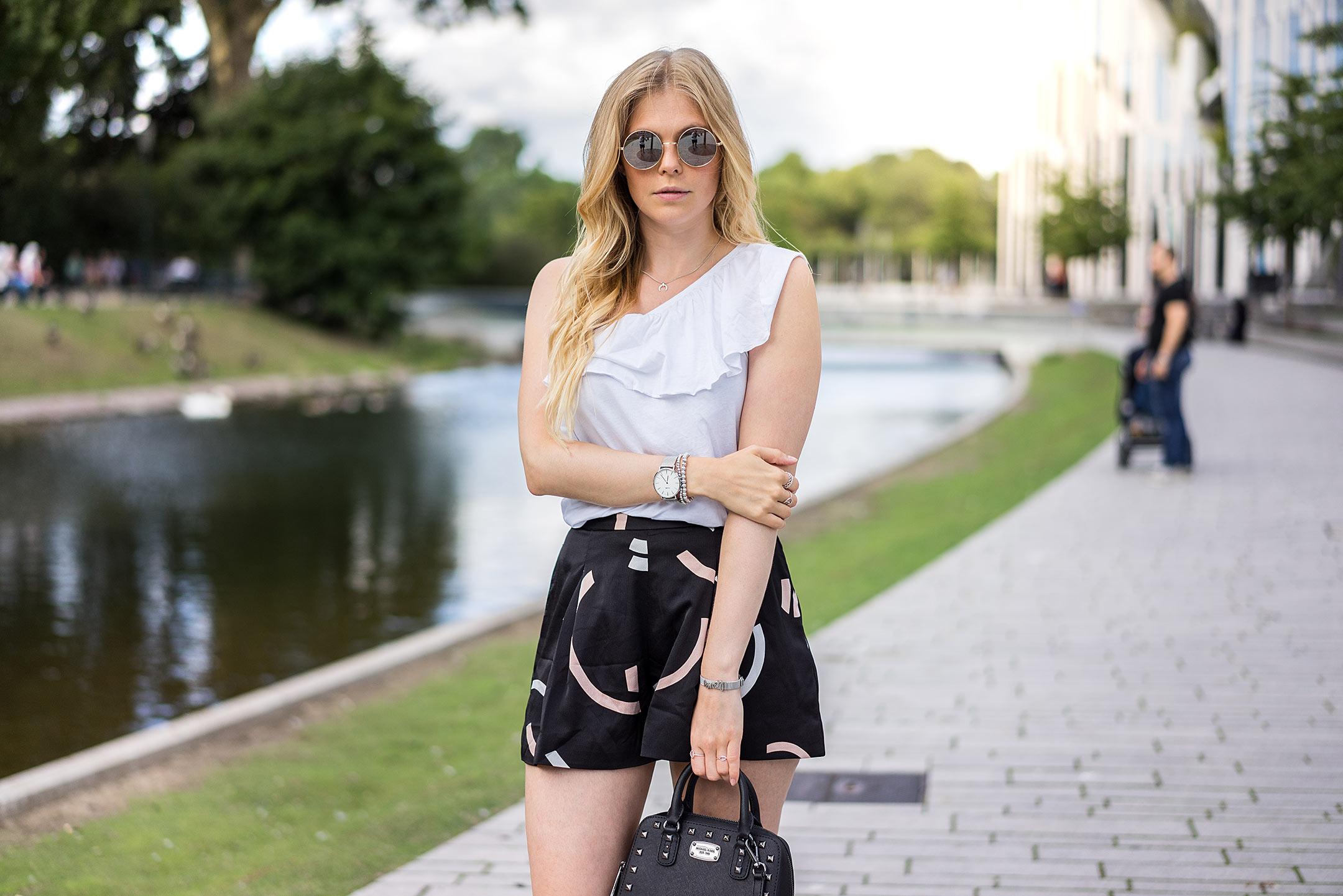 Sunnyinga Outfit Sommer Düsseldorf Modeblog