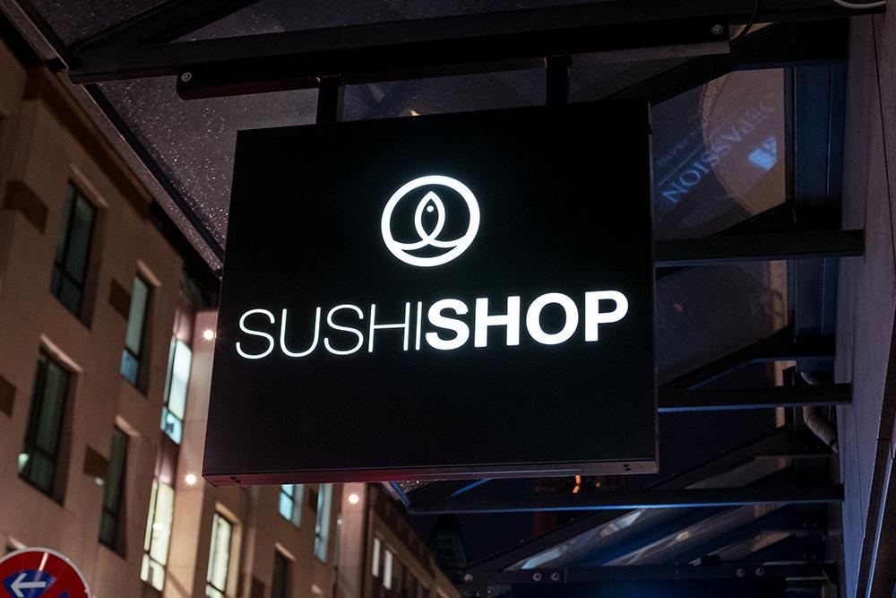 Sushi Düsseldorf Blumenstraße
