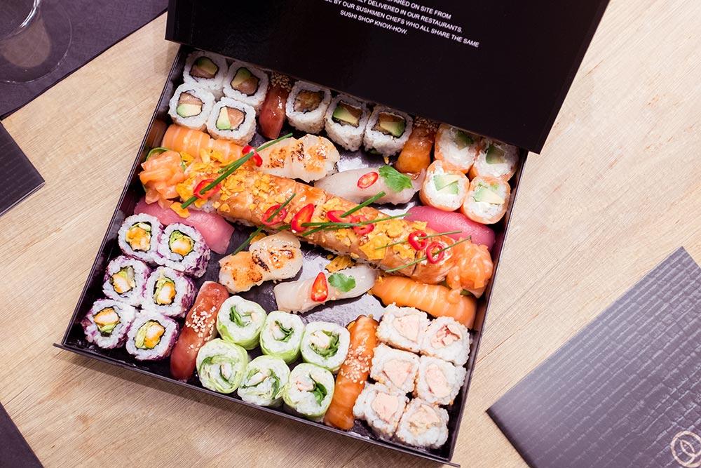 Sushi Shop Düsseldorf Lieferdienst