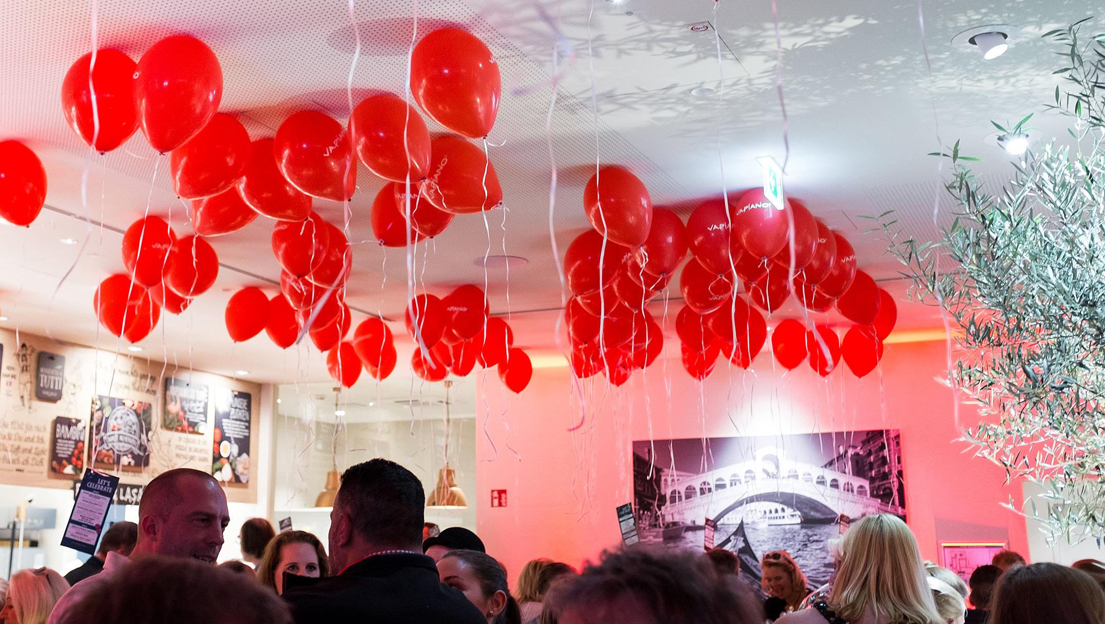 Vapiano Essen Rüttenscheider Strasse Opening Sunnyinga Lifestyle Blog