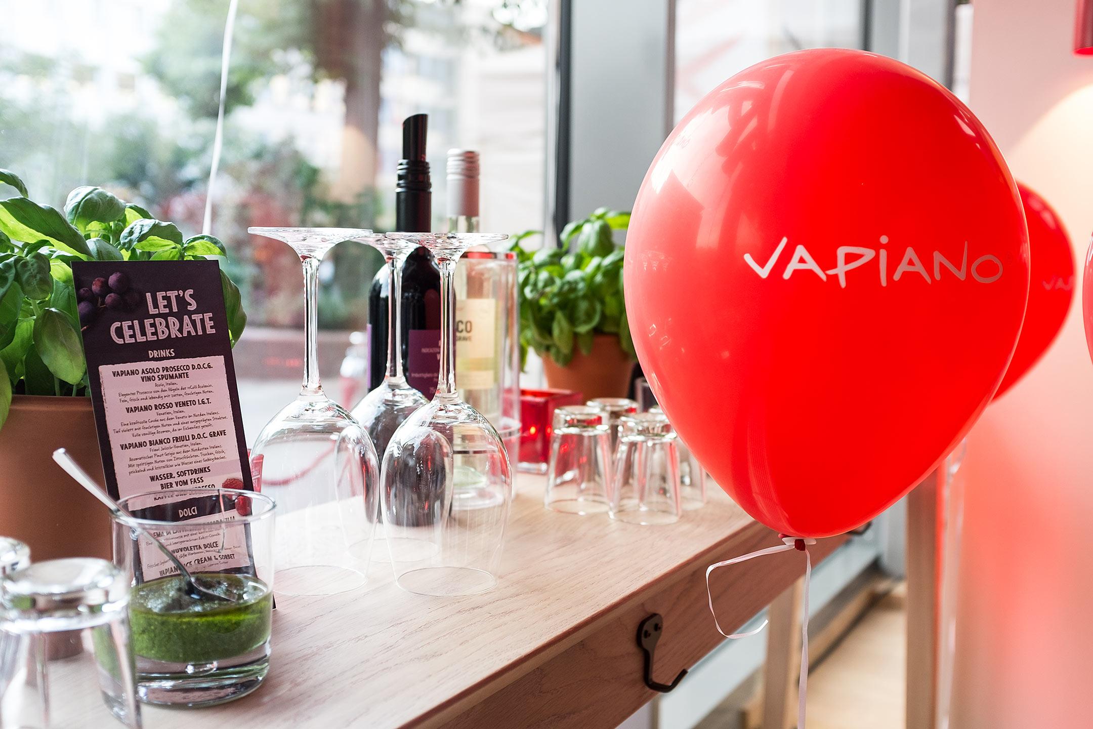 Vapiano Event Essen Eröffnung Sunnyinga Lifestyleblog