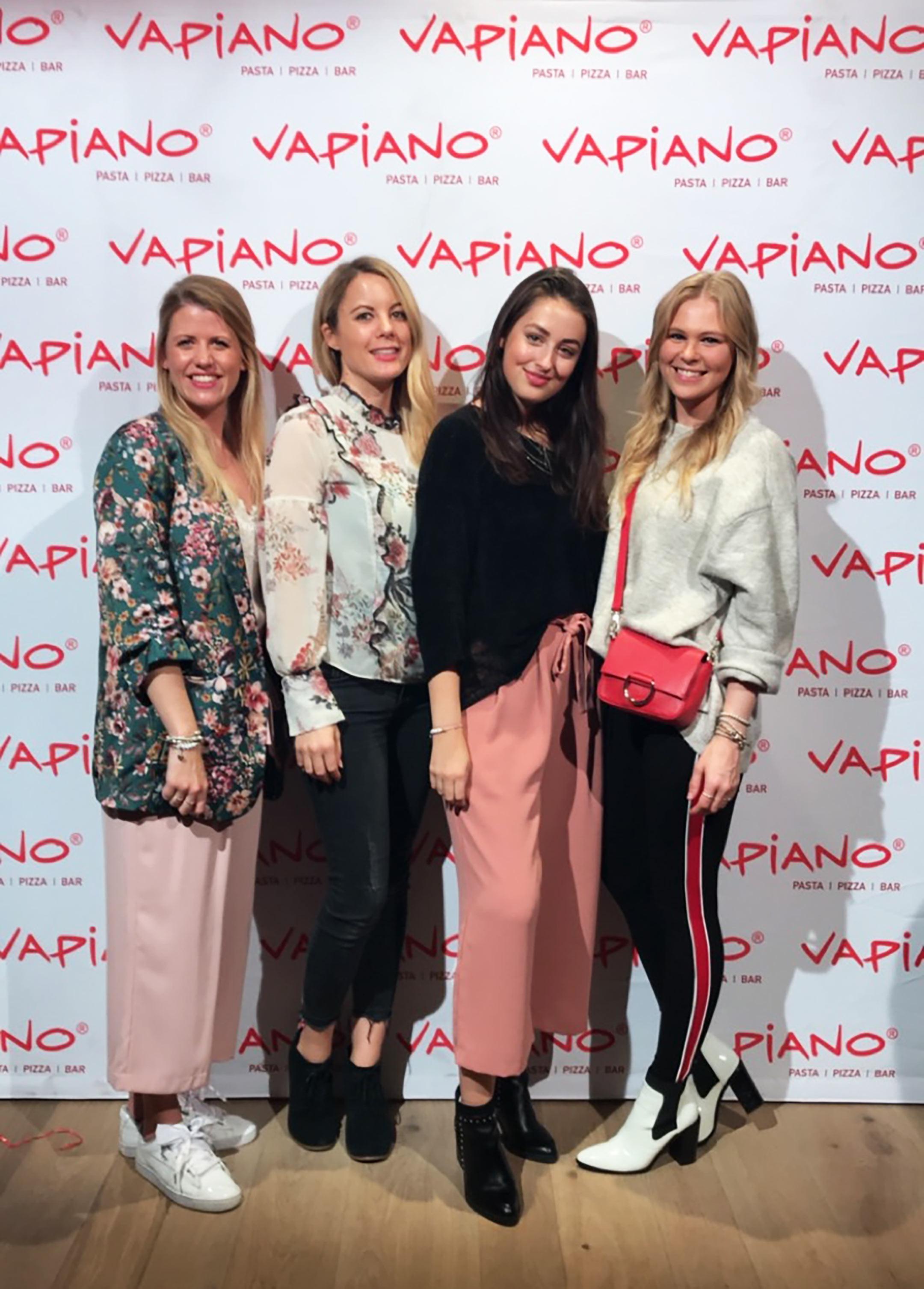 vapiano rheinauhafen köln event blogger sunnyinga